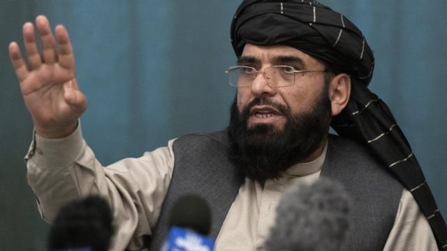 Biden Warns Taliban They Warn Right Back