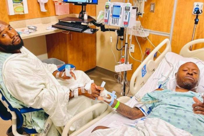 Scarface's Son Saves His Pop's Life With Kidney