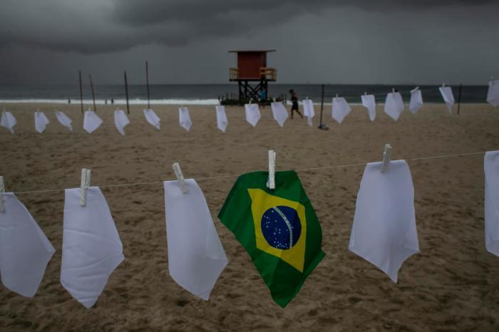 COVID Has Taken 600,000 Lives In Brazil