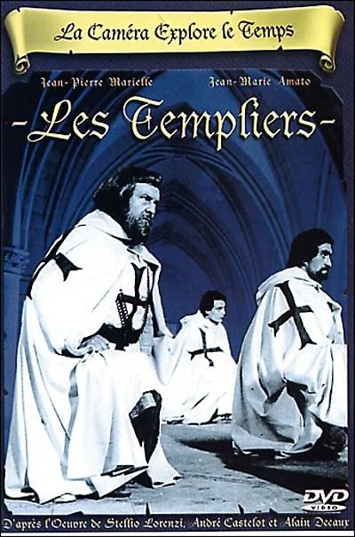 La Camera Explore Le Temps : camera, explore, temps, Camera, Explore, Temps, Templiers, (DVD)