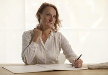 Marie Samuelsson, tonsättare. Foto: Josef Doukkali