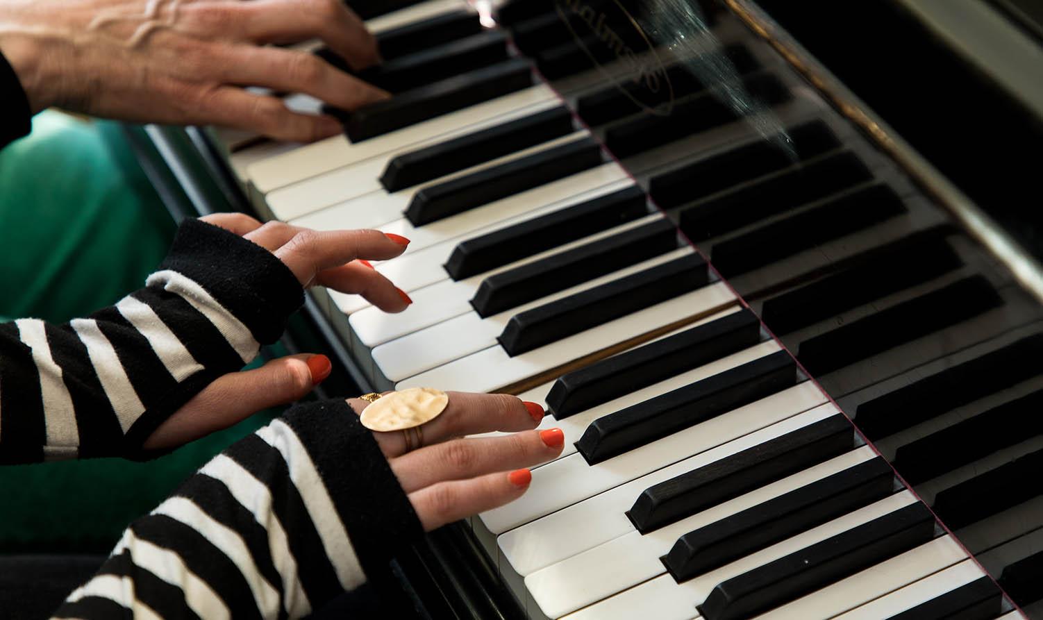 Musikterapi växer i Sverige