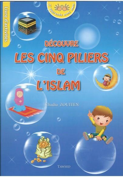 7 Piliers De L Islam : piliers, islam, Découvre, Piliers, L'islam, Livre, D'activités, Partir