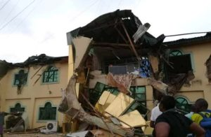 'Power-drunk' Ajimobi should clap for himself… Nigerians react to demolition of Ayefele's Music House