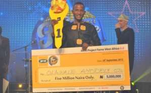 Project fame winner, Olawale turns cab driver