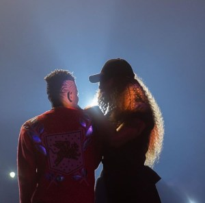 Shatta Wale Proposes To Babymama On Stage (VIDEO)