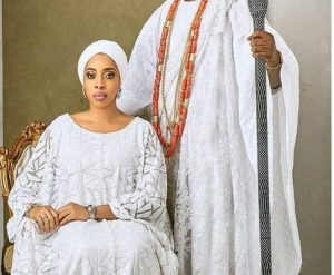Ooni of Ife's ex-wife's reaction to his marriage to Prophetess Naomi