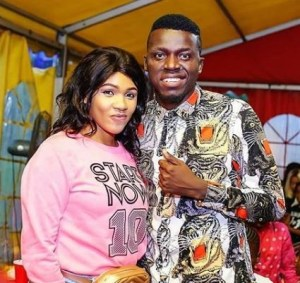 Comedian Akpororo celebrates his wife as they mark 3rd wedding anniversary