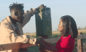 Video Snippet: Mr Eazi – Surrenda ft. Simi
