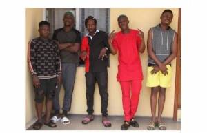 Naira Marley, Zlatan Ibile, Three Others To Spend Weekend In EFCC Detention