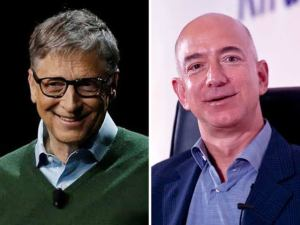 Jeff Bezos reclaims world's richest man title, just few hours after losing to Bill Gates