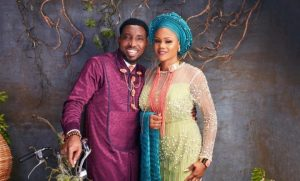 Coronavirus almost made Timi Dakolo almost forget his wedding anniversary