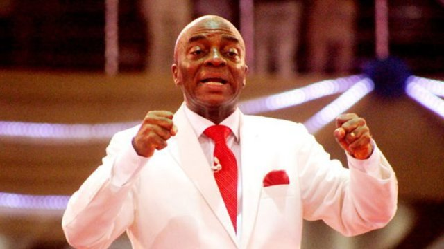 This is no longer coronavirus in Lagos and Ogun. It is now anti-church virus clean and clear - Bishop Oyedepo