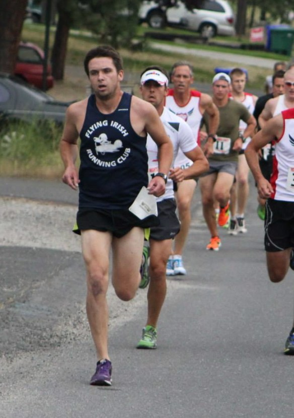 todd GMR runner