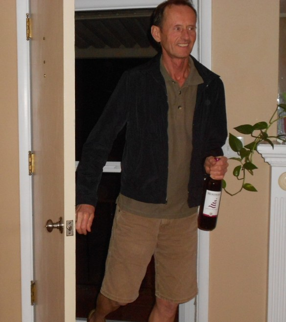 Jim buying more wine