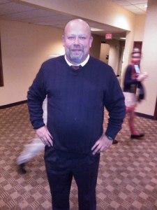 Rich Goggin, a member of several Spokane running clubs.