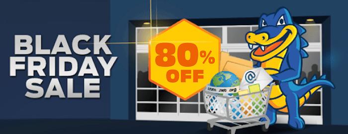 hostgator black friday sales