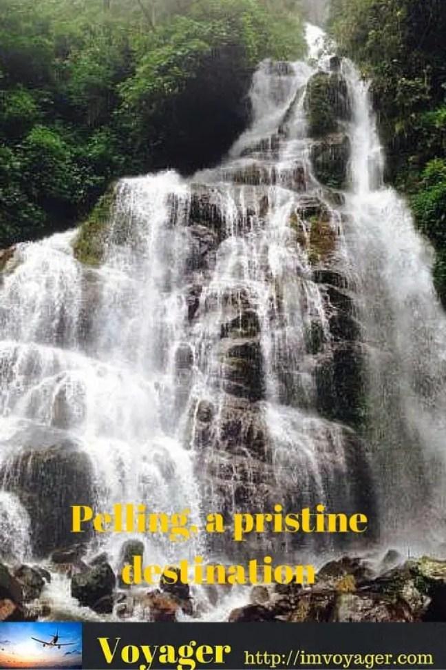 Pelling, a pristine destination