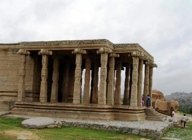 Hampi - History etched in Stone