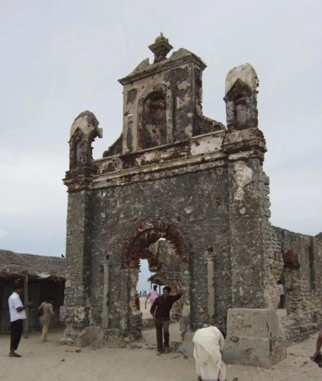 Dhanushkodi – The Ghost Town