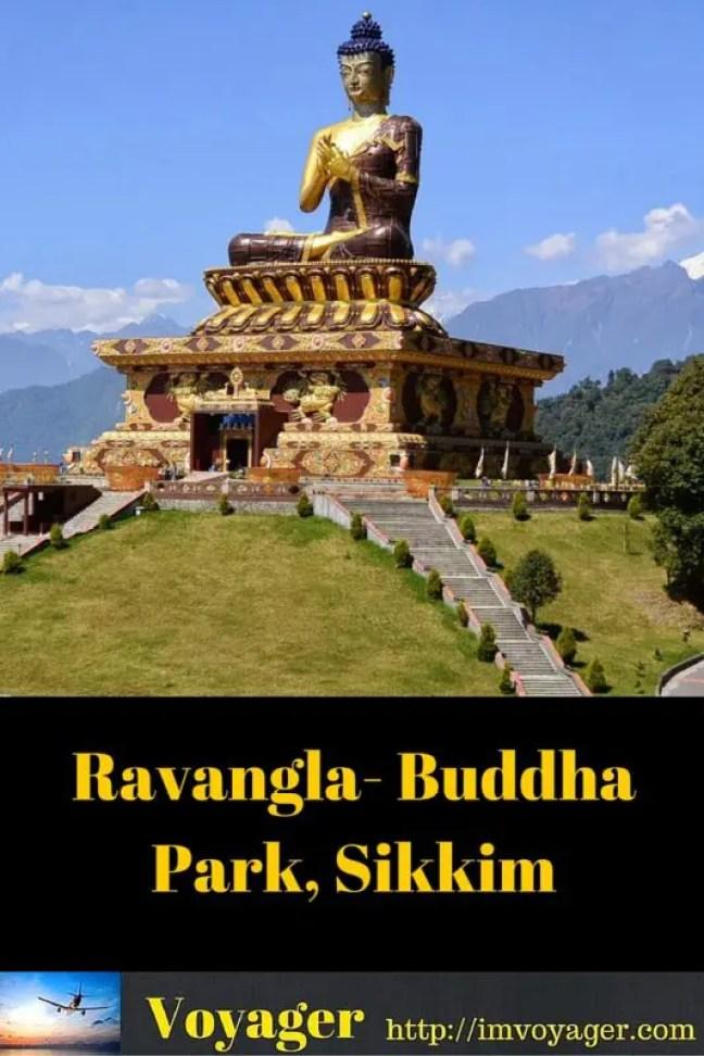 Ravangla- Buddha Park Sikkim