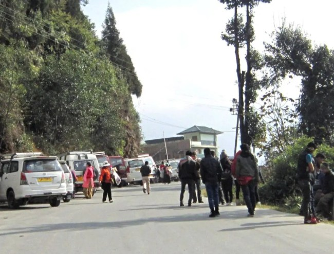 Check Post - A road trip from Gangtok to Nathula at an altitude of 14,400 feet