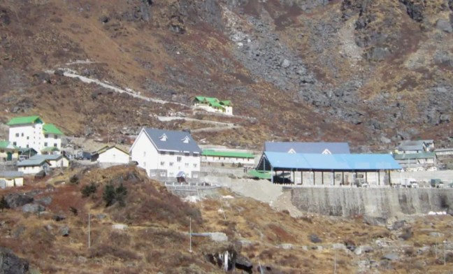 Indo-China Border Trading Post - A road trip from Gangtok to Nathula at an altitude of 14,400 feet