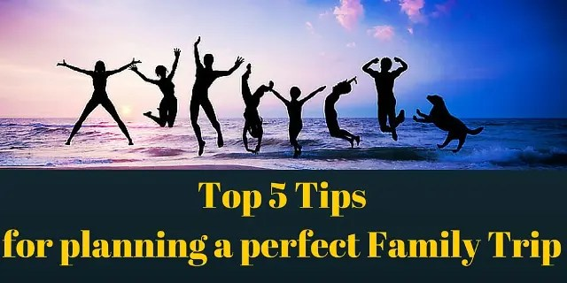 Family Traveling Tips