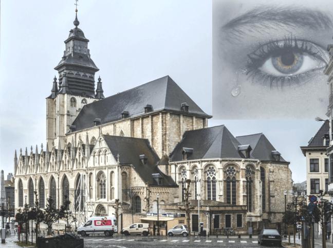 Monuments - Notre Dame du Sablon, Brussels