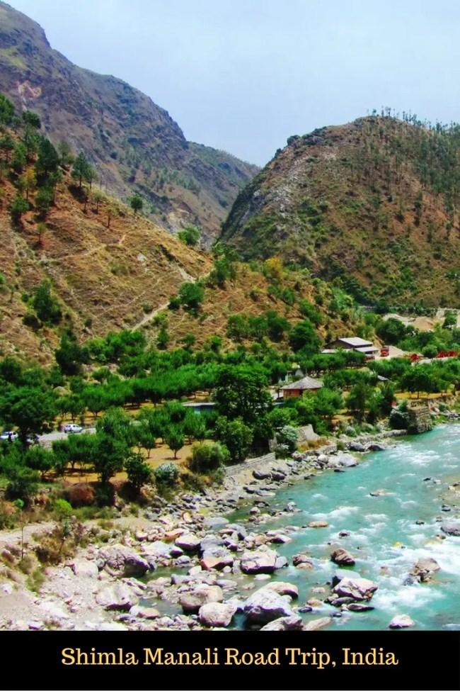 Shimla Manali Road Trip
