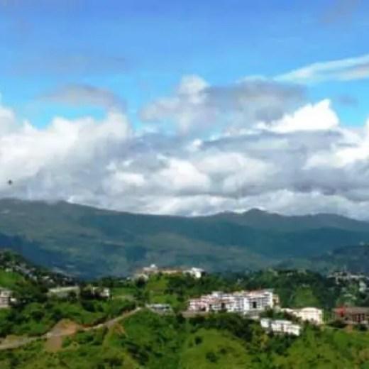 Phawngpui hills Mizoram