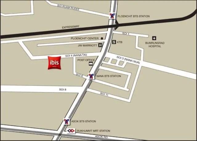 Hotel Ibis Bangkok Nana