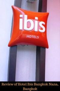 Hotel Ibis Bangkok Nana, Bangkok