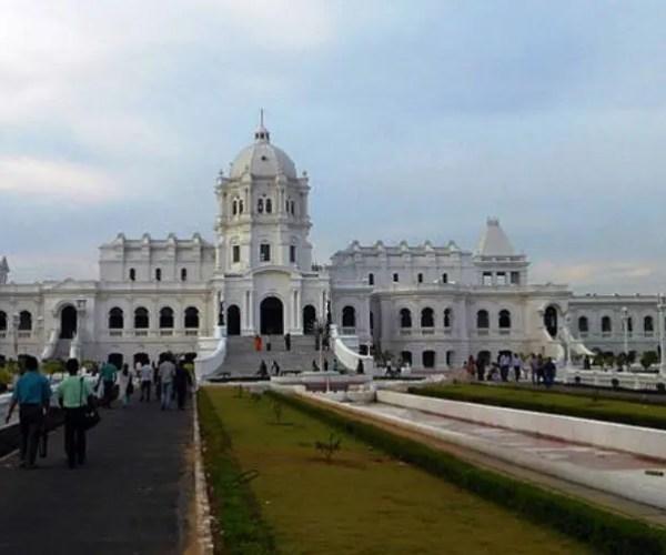 Tripura Agartala Palace