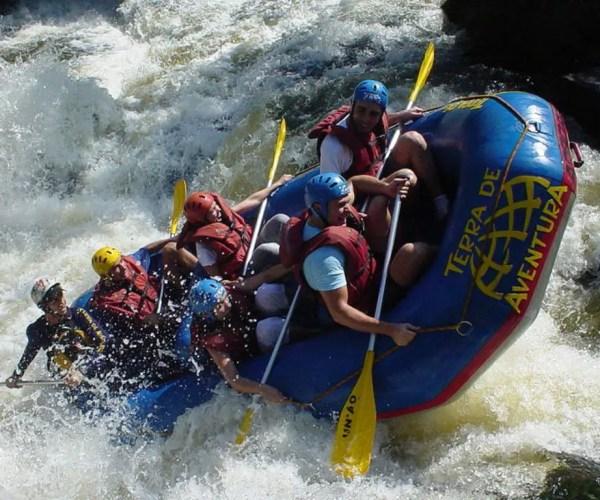 Uttarakhand Rishikesh river rafting