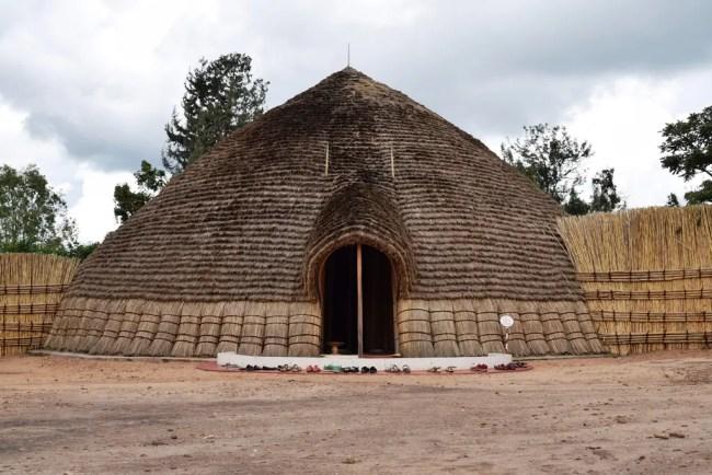 Kings Palace, Rwanda