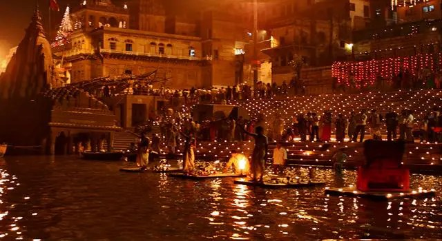 Best Places to Celebrate Diwali in India