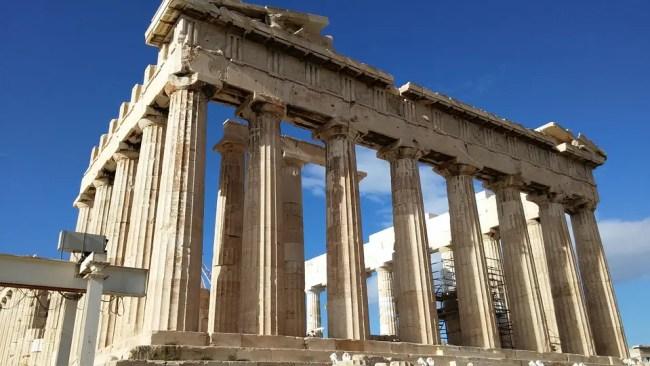 Exploring Athens - Parthenon