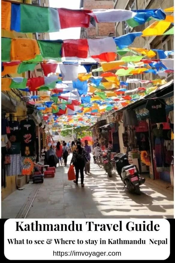 Places to visit in Kathmandu - Kathmandu Guide   IMVoyager