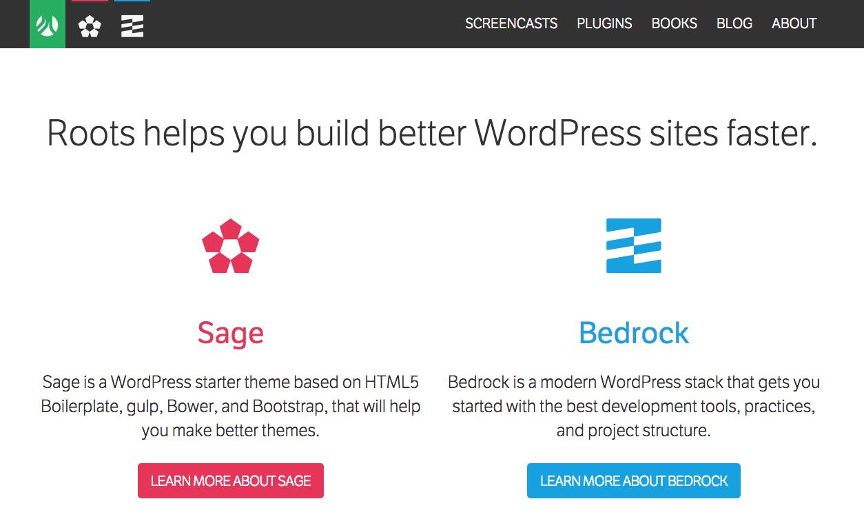Modern WordPress Development With Roots