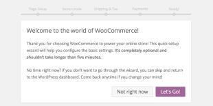WooCommerce Installation
