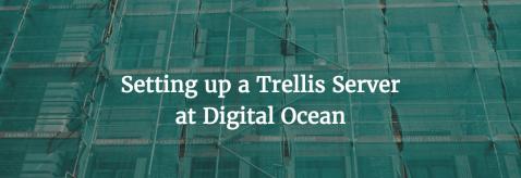 Setting Up A Trellis Server At Digital Ocean