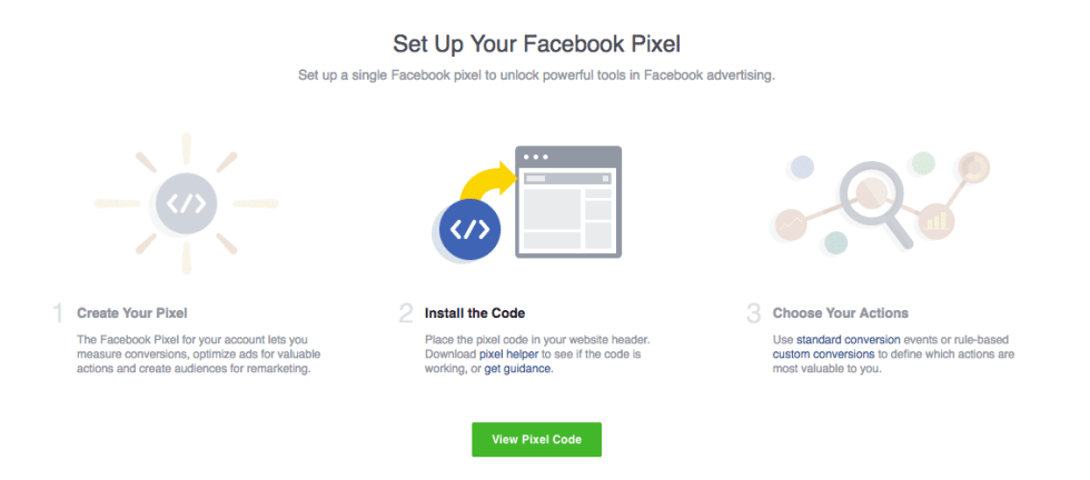 Set Up Your Facebook Pixel