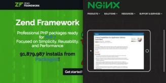 Zend Framework NGINX Virtualhost Configuration