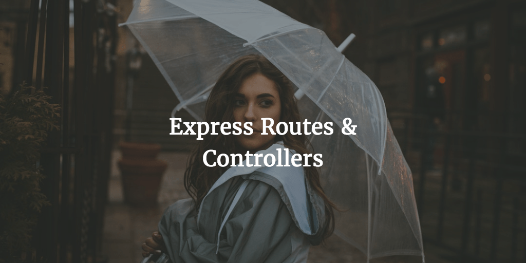 Building A Store With Vue – Part Nine : Express Routes & Controllers
