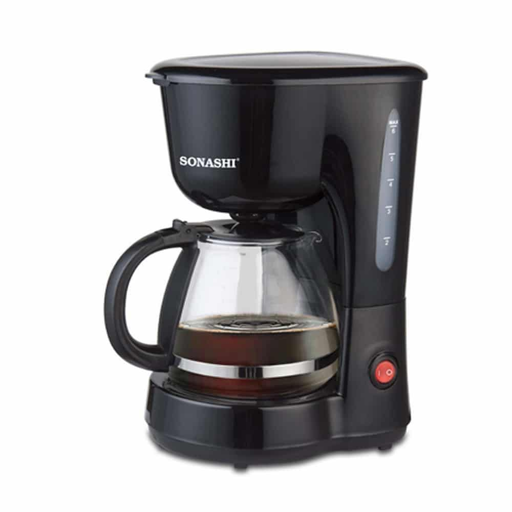 Machine à café 600W Sonashi SCM-4920, imychic