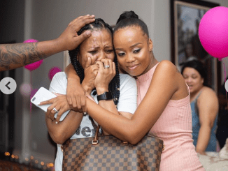 The Age Gap Between Ntando Duma And Her Mother Leaves Fans Speechless