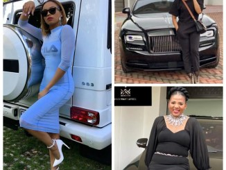 Mzansi Female Celebs Who Drive Cars Which Cost More Than R1 Million