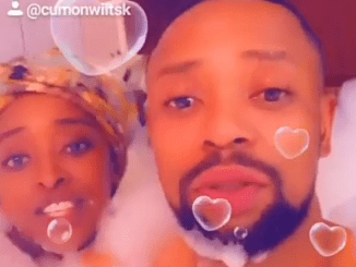 The Queen Actor SK Khoza Shows Off His New Girl