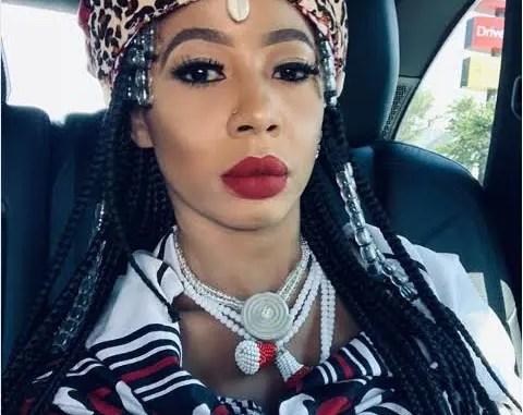 Kelly Khumalo Lies About Her Age?